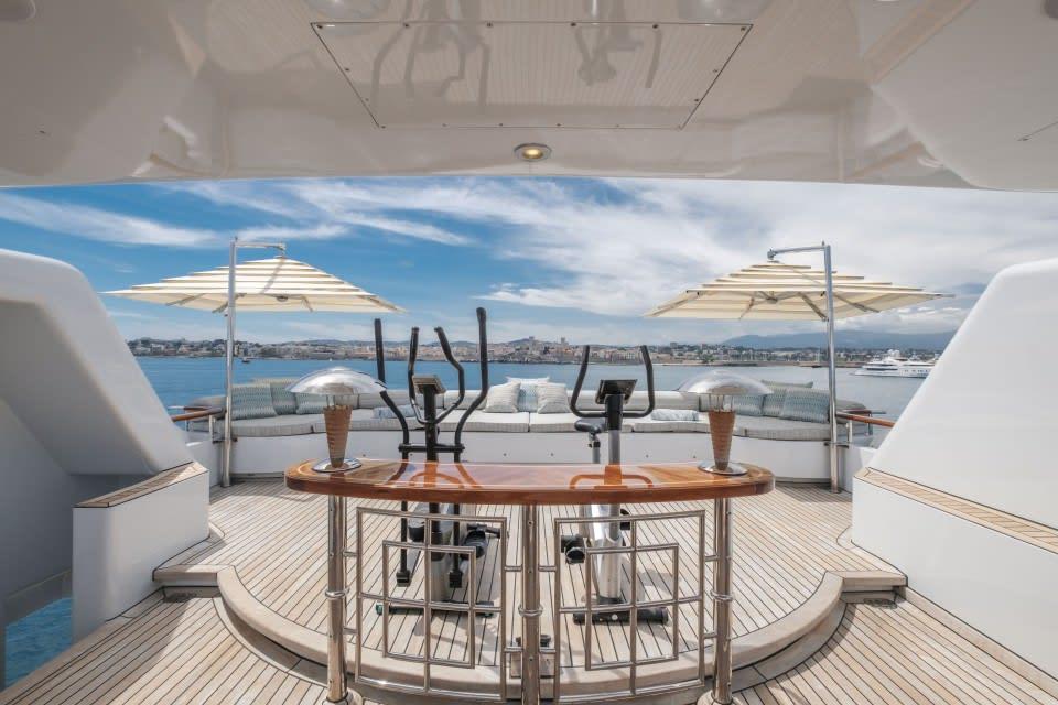 M/Y Mosaique Yacht #12