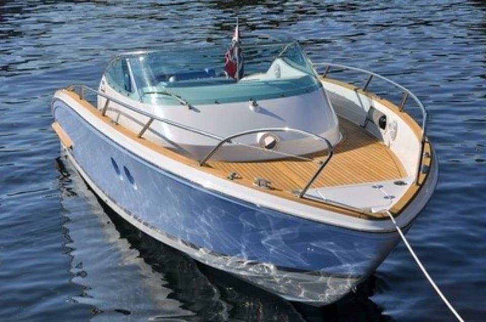 M/Y Cormate T27 Yacht #9