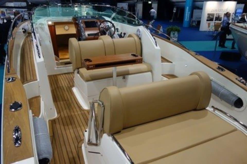 M/Y Cormate T27 Yacht #11