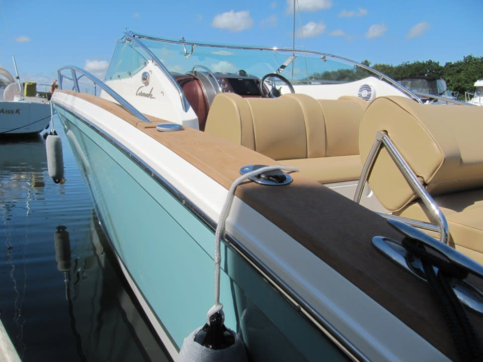 M/Y Cormate T27 Yacht #6