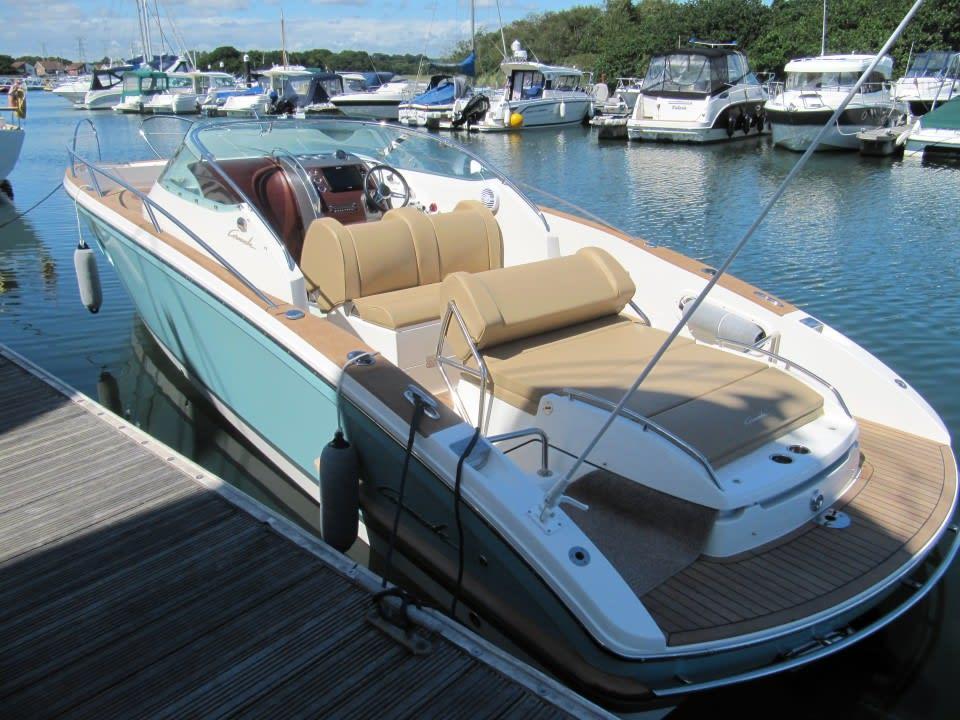 M/Y Cormate T27 Yacht #4