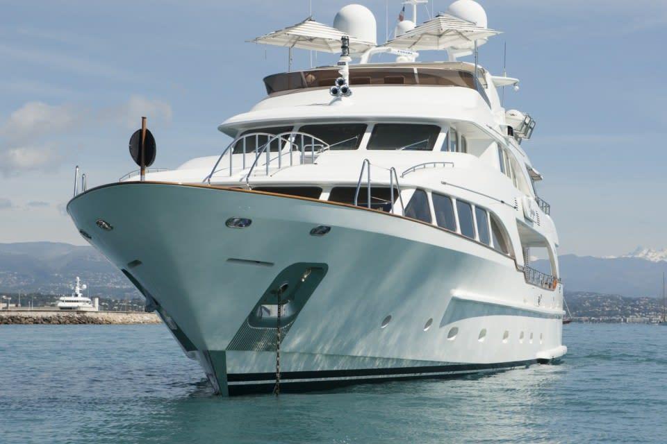 M/Y Giorgia Yacht #5