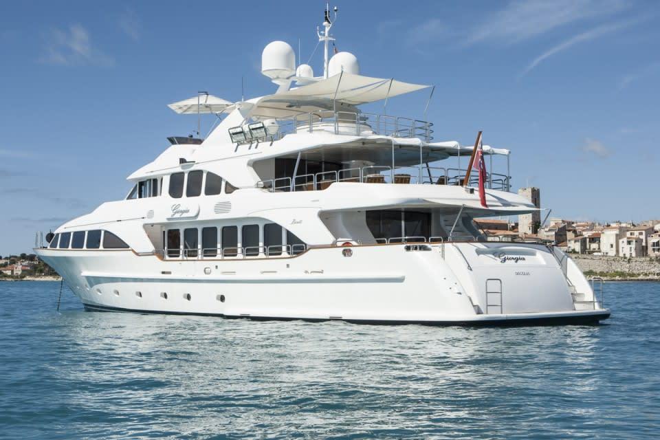 M/Y Giorgia Yacht #4