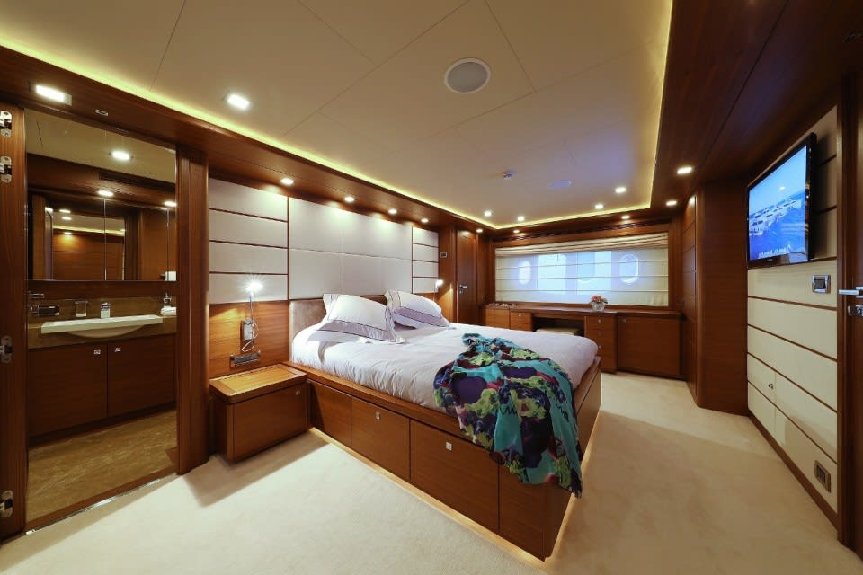 M/Y Custom Line 112 Next Yacht #34