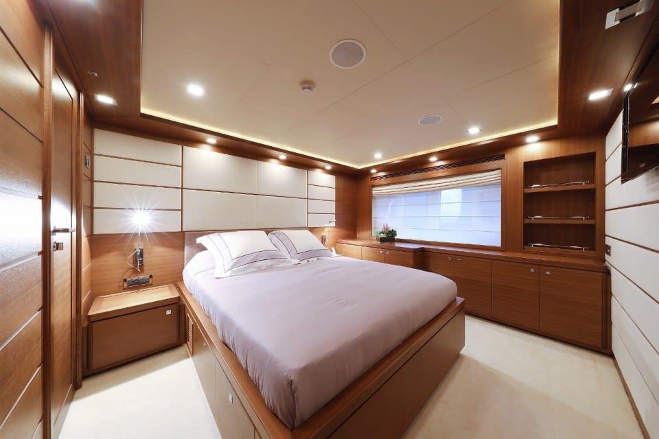 M/Y Custom Line 112 Next Yacht #20