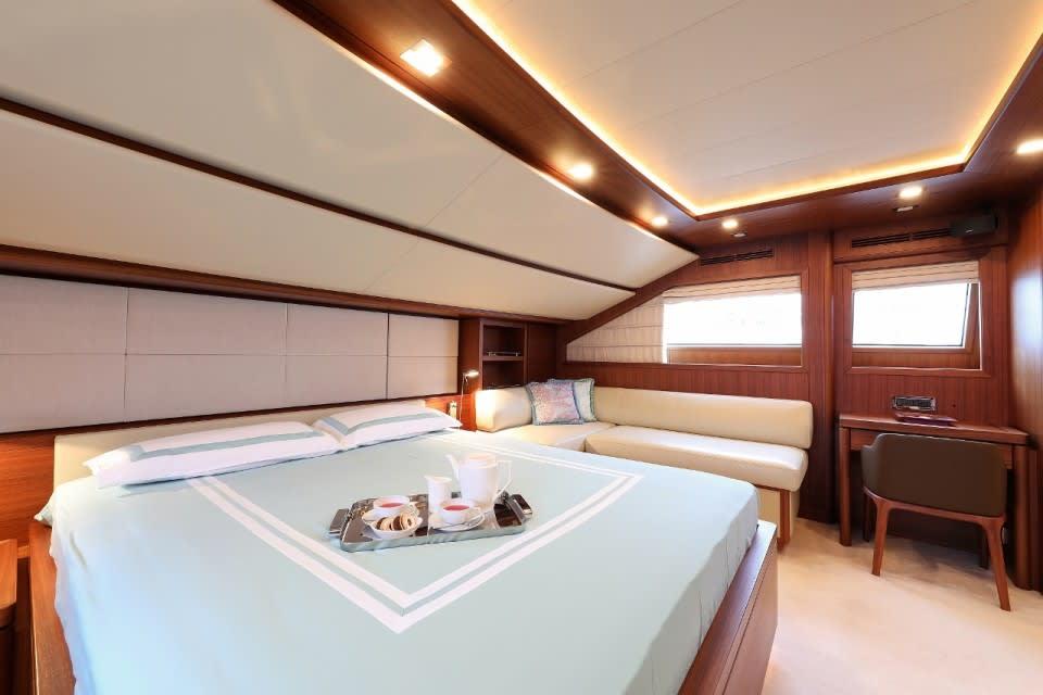 M/Y Custom Line 112 Next Yacht #24