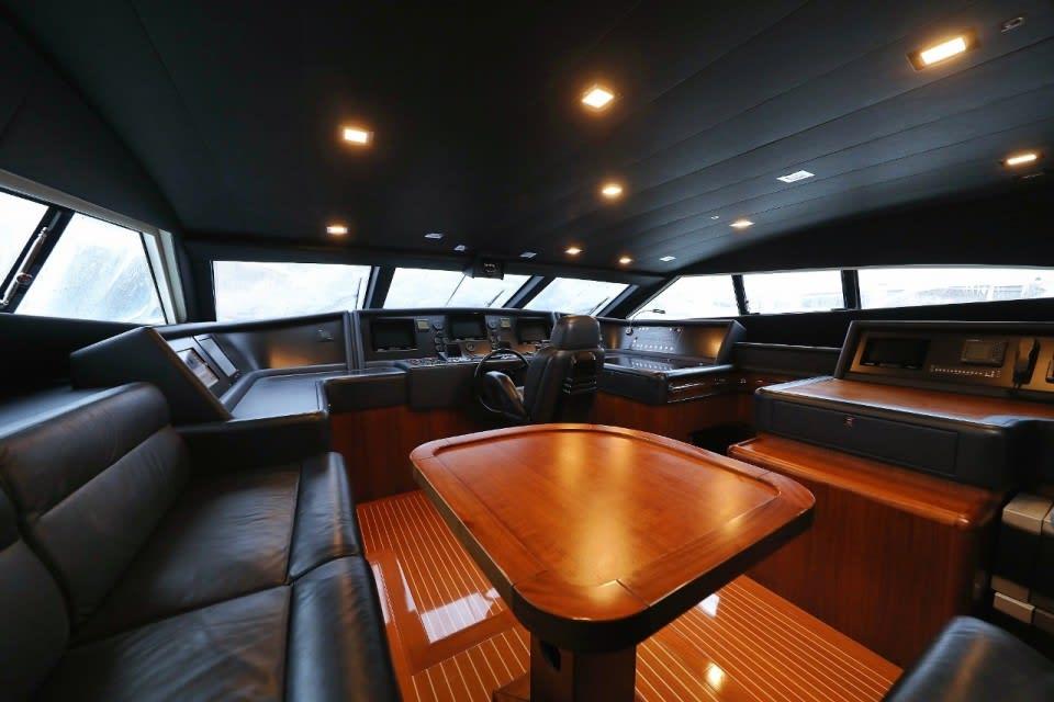 M/Y Custom Line 112 Next Yacht #9