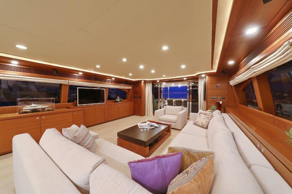 M/Y Custom Line 112 Next Yacht #12