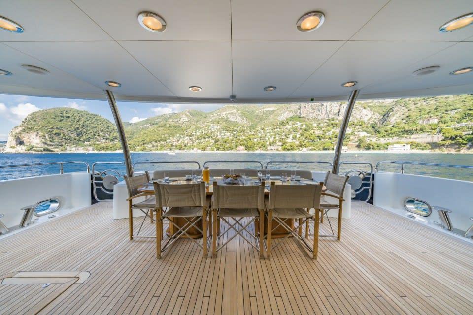 M/Y The Devocean Yacht #12