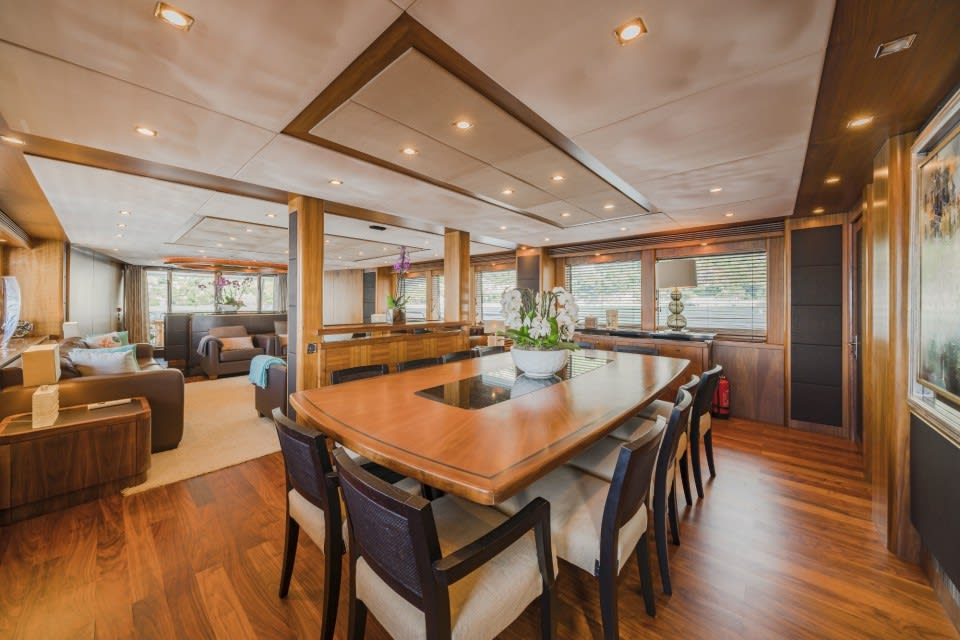 M/Y The Devocean Yacht #16