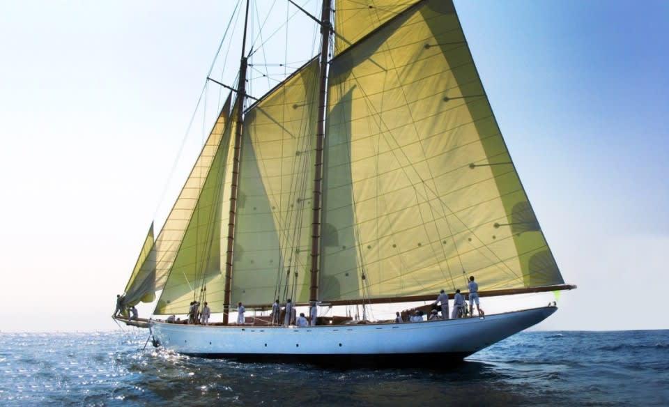 S/Y Doriana Yacht #1