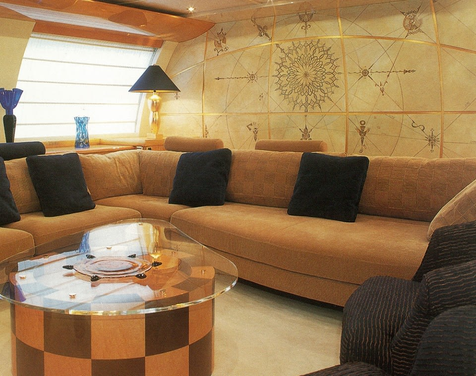 M/Y Starfish Voyager Yacht #7