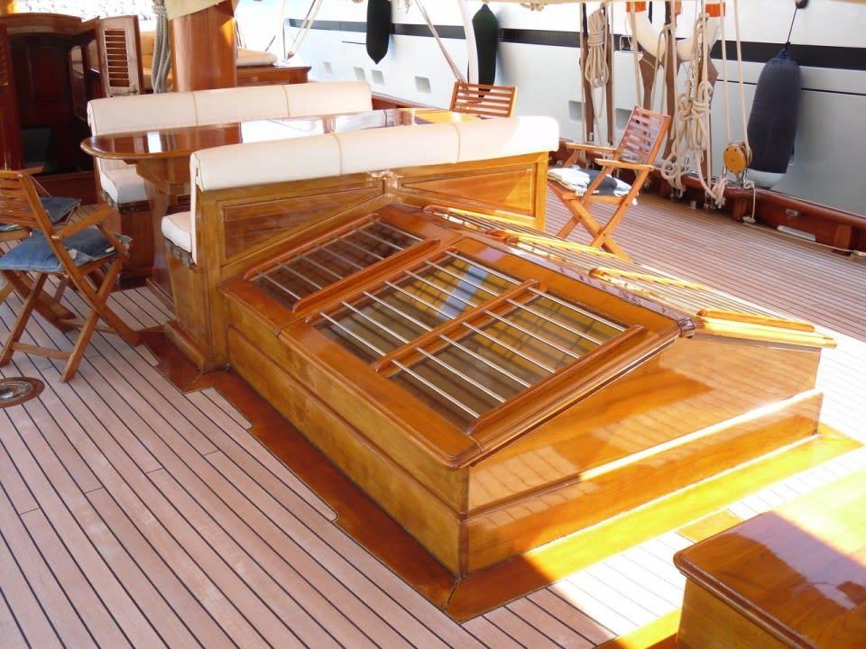 S/Y Doriana Yacht #17