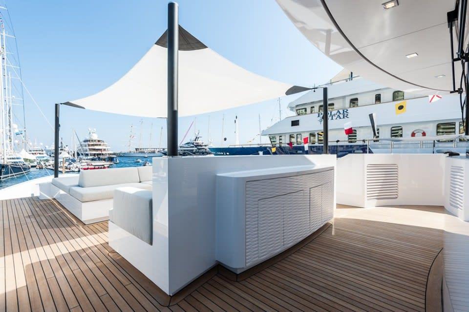 M/Y Entourage Yacht #8