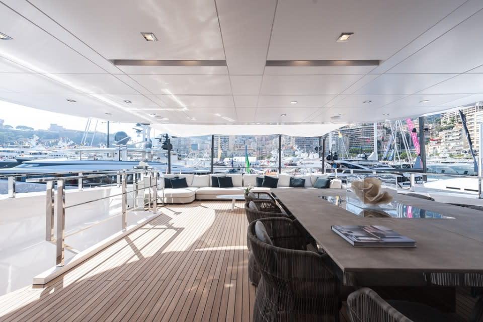 M/Y Entourage Yacht #16