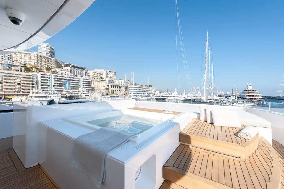 M/Y Entourage Yacht #2