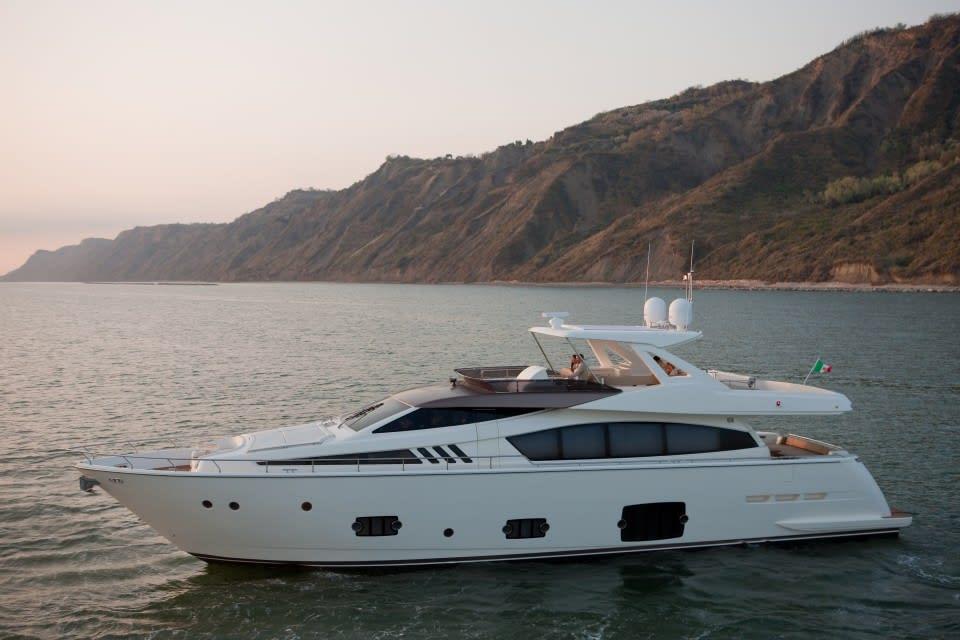 M/Y Columbus A Yacht #1