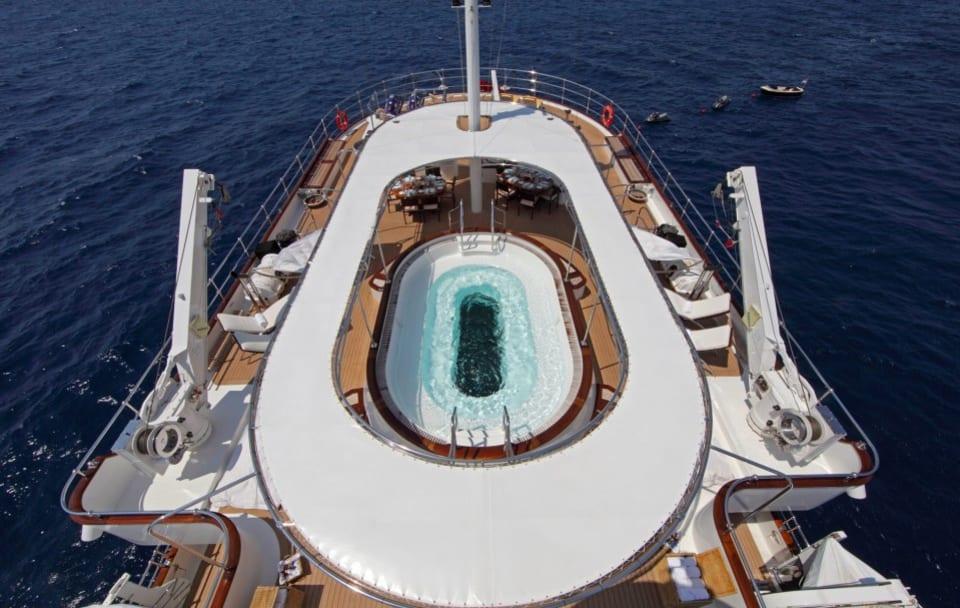M/Y Sherakhan Yacht #6