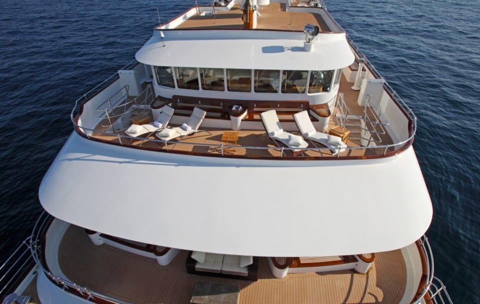M/Y Sherakhan Yacht #5