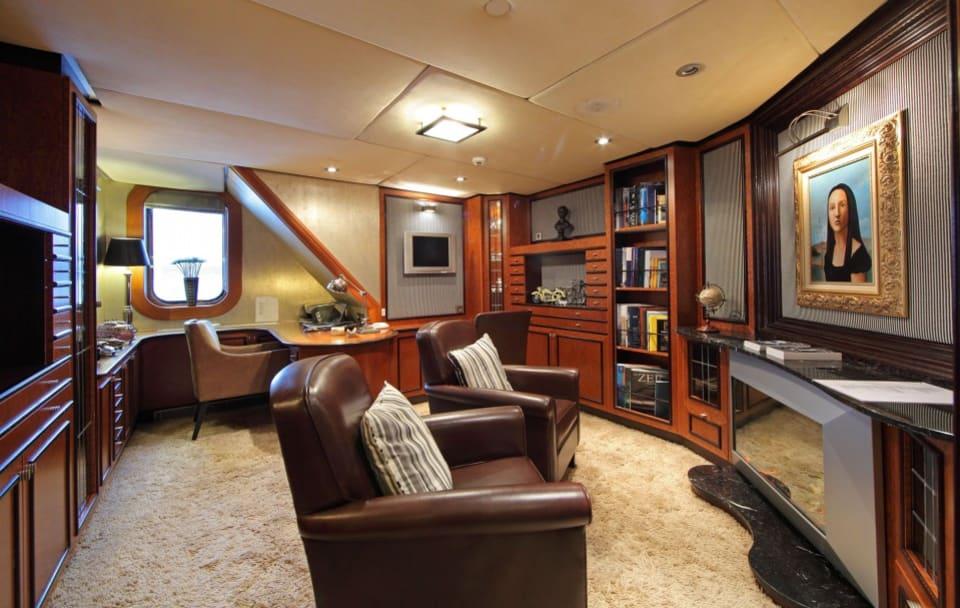 M/Y Sherakhan Yacht #15