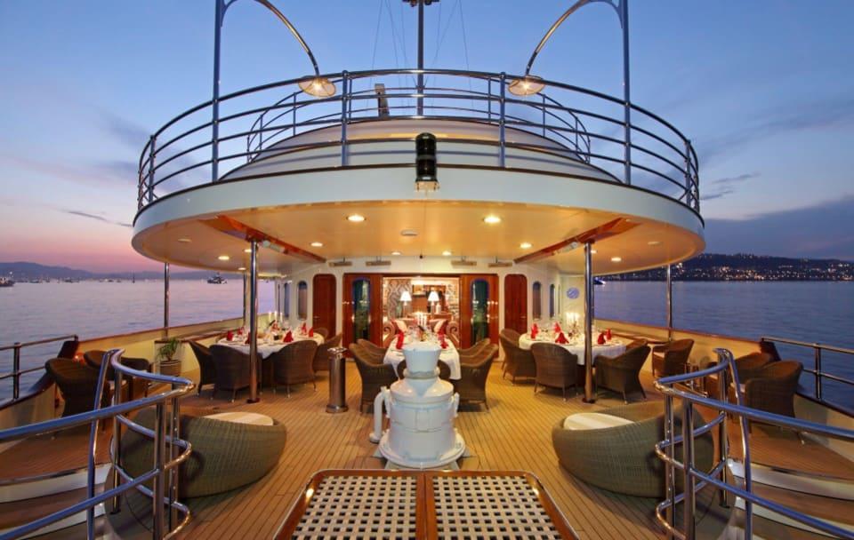 M/Y Sherakhan Yacht #10