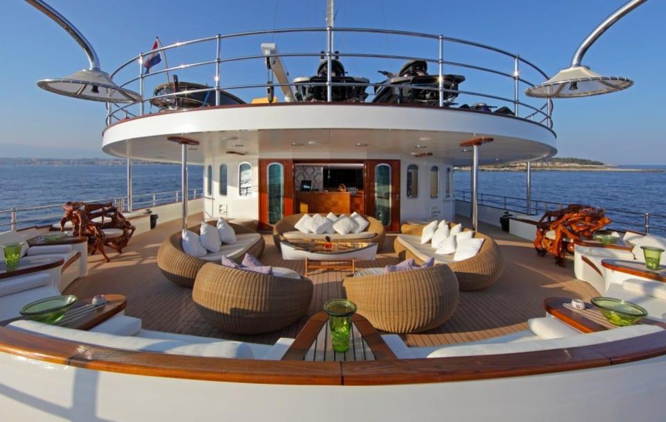 M/Y Sherakhan Yacht #11