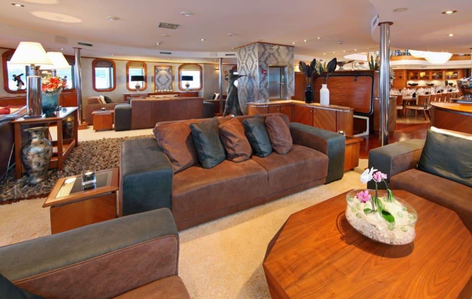 M/Y Sherakhan Yacht #19