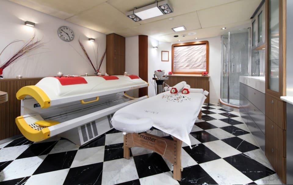 M/Y Sherakhan Yacht #24