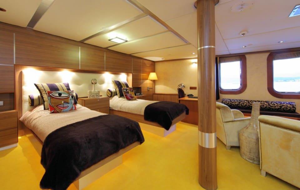 M/Y Sherakhan Yacht #20