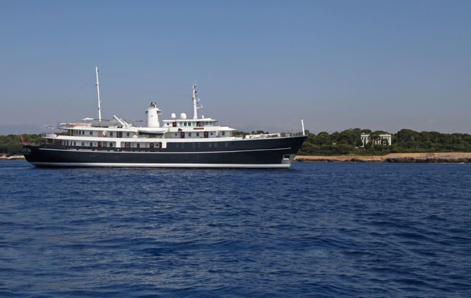 M/Y Sherakhan Yacht #4