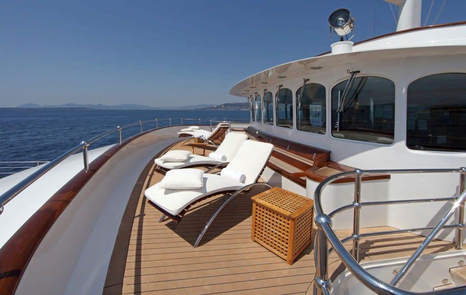 M/Y Sherakhan Yacht #8