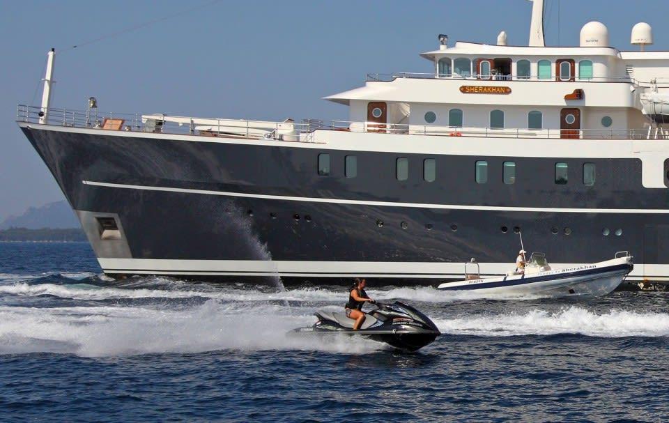 M/Y Sherakhan Yacht #3