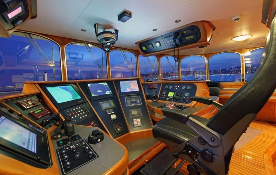 M/Y Sherakhan Yacht #26