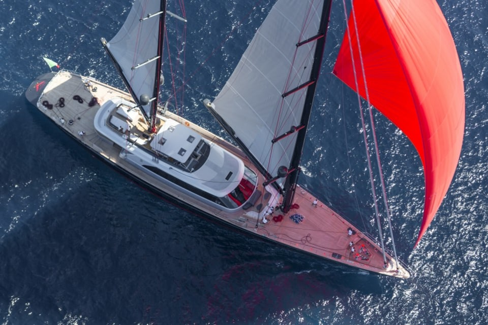 S/Y Seahawk Yacht #1