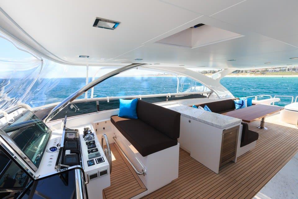 M/Y Paradise Yacht #18