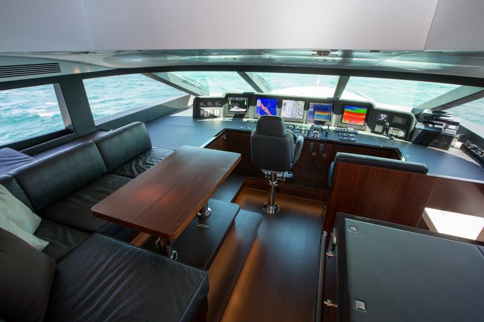 M/Y Paradise Yacht #36
