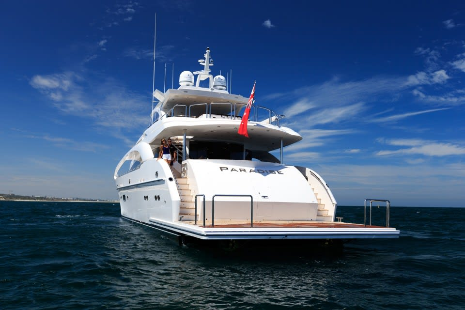 M/Y Paradise Yacht #7