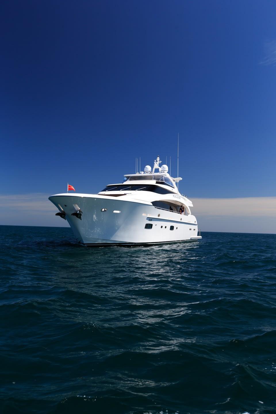M/Y Paradise Yacht #3