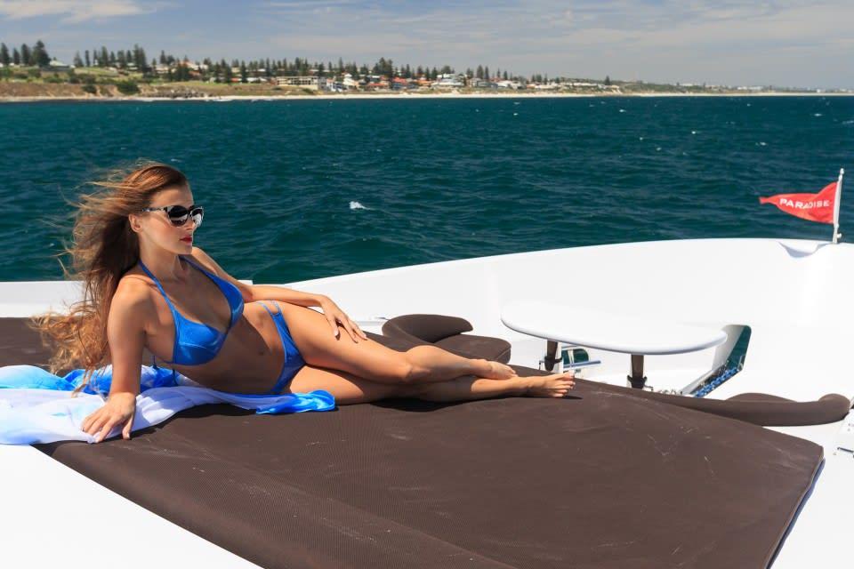 M/Y Paradise Yacht #13