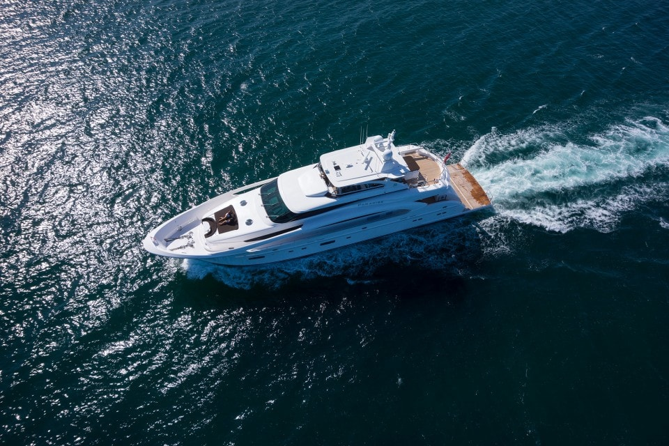 M/Y Paradise Yacht #11