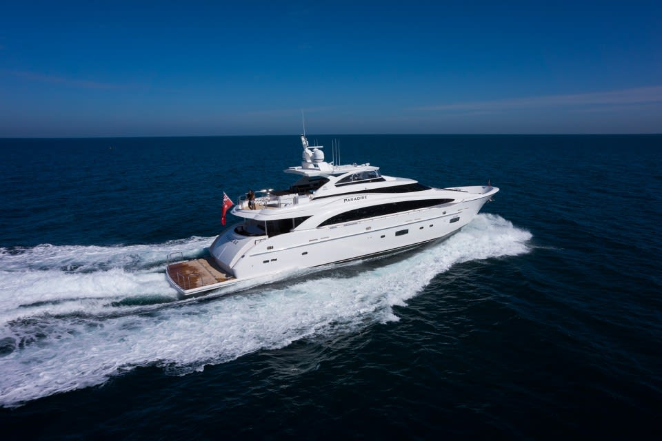 M/Y Paradise Yacht #9