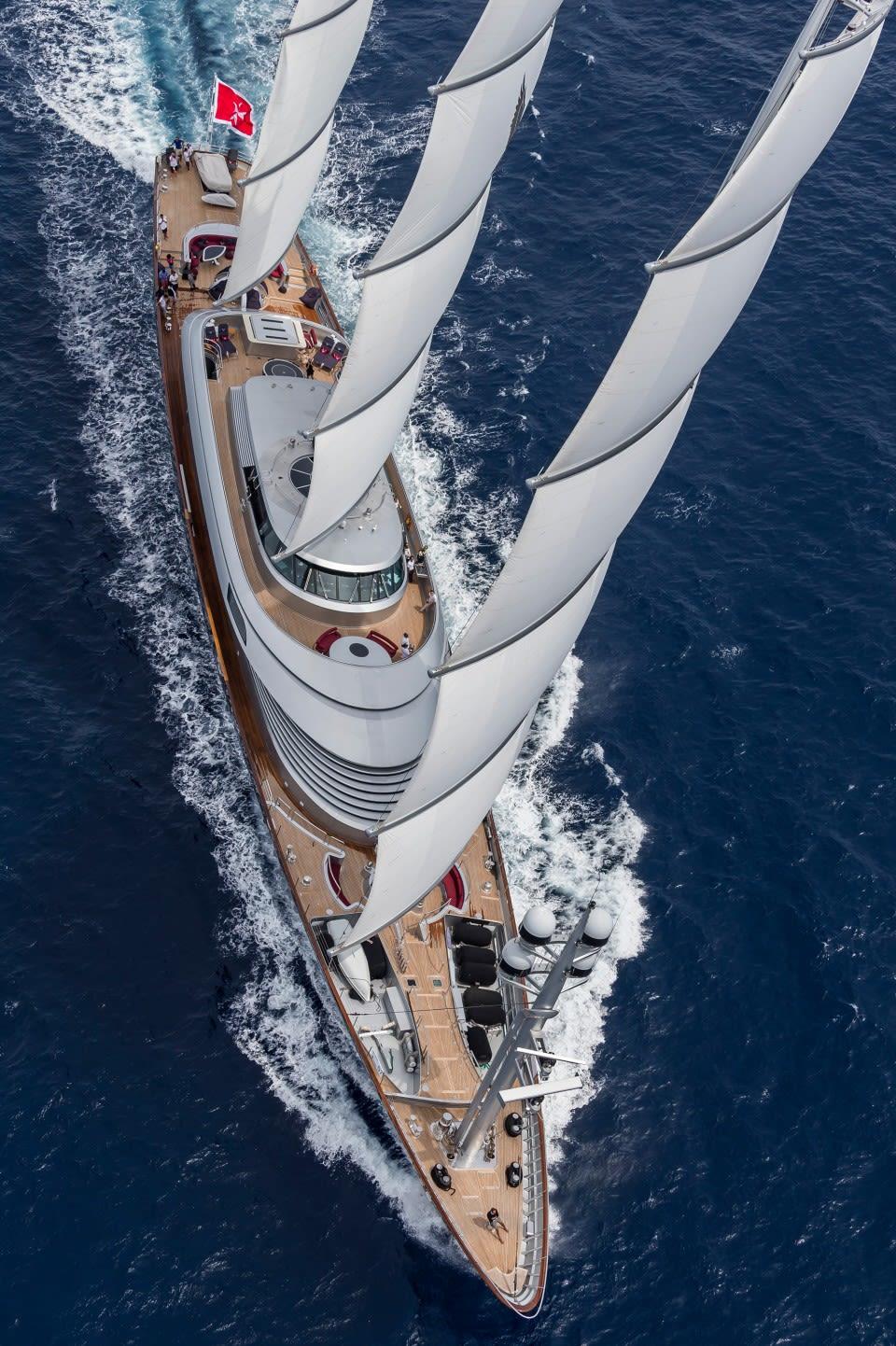 S/Y Seahawk Yacht #4