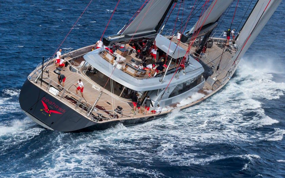 S/Y Seahawk Yacht #7