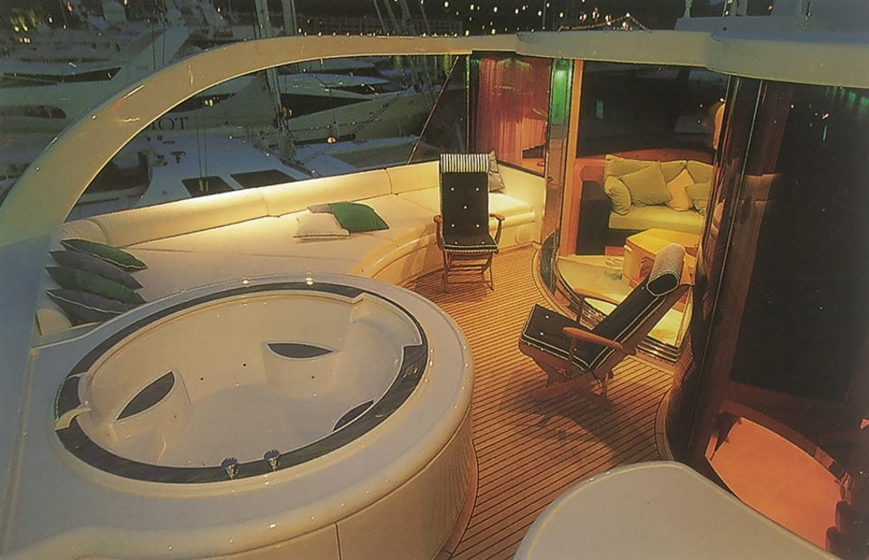 M/Y Starfish Voyager Yacht #8