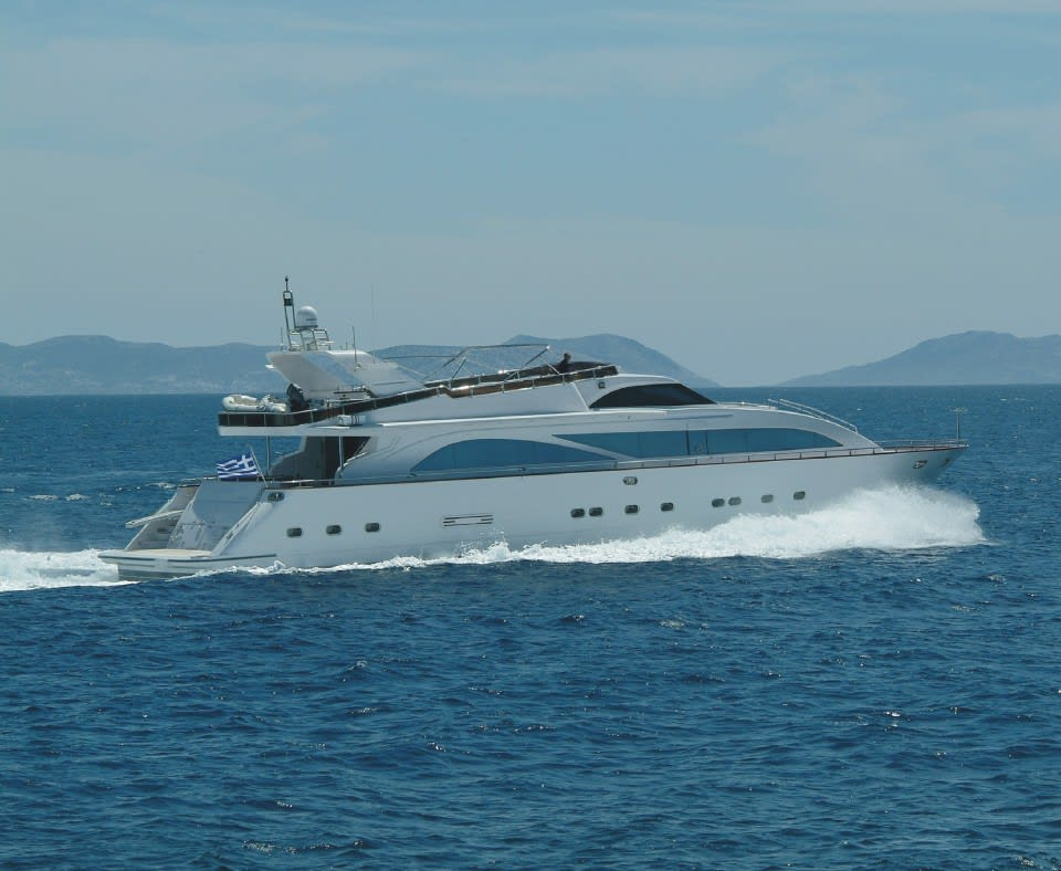 M/Y Dream B Yacht #1