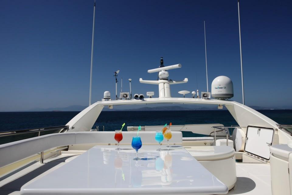 M/Y Kentavros II Yacht #10