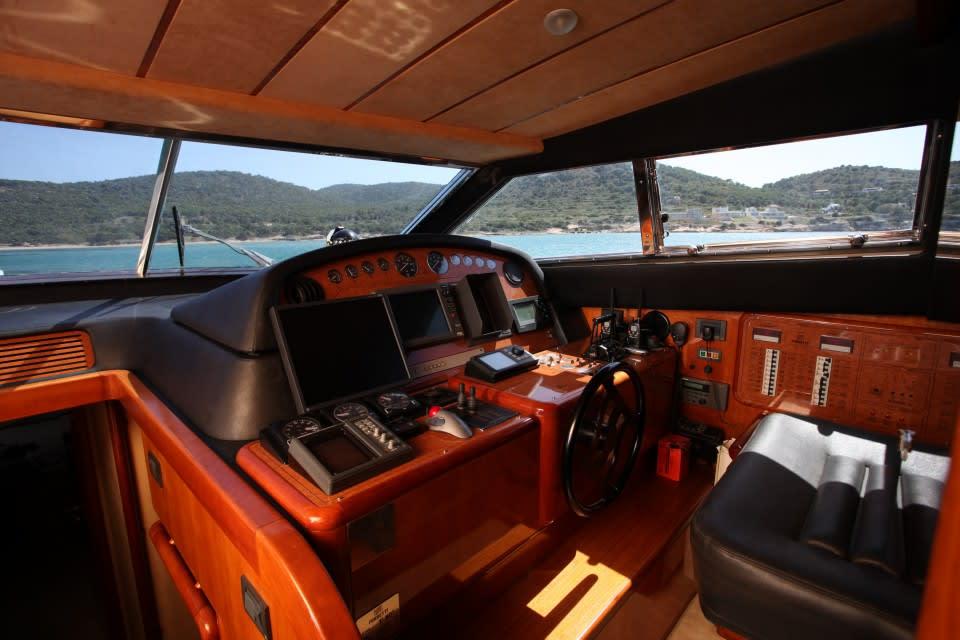 M/Y Kentavros II Yacht #29