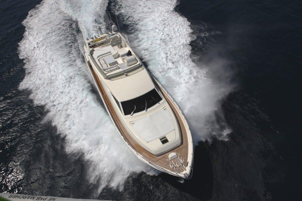 M/Y Kentavros II Yacht #7