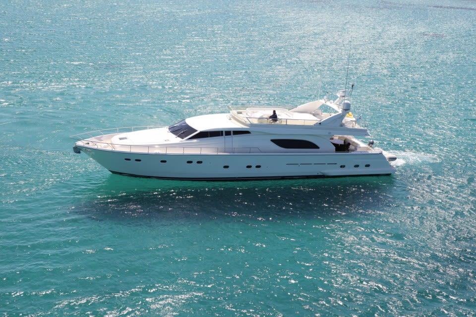 M/Y Kentavros II Yacht #1
