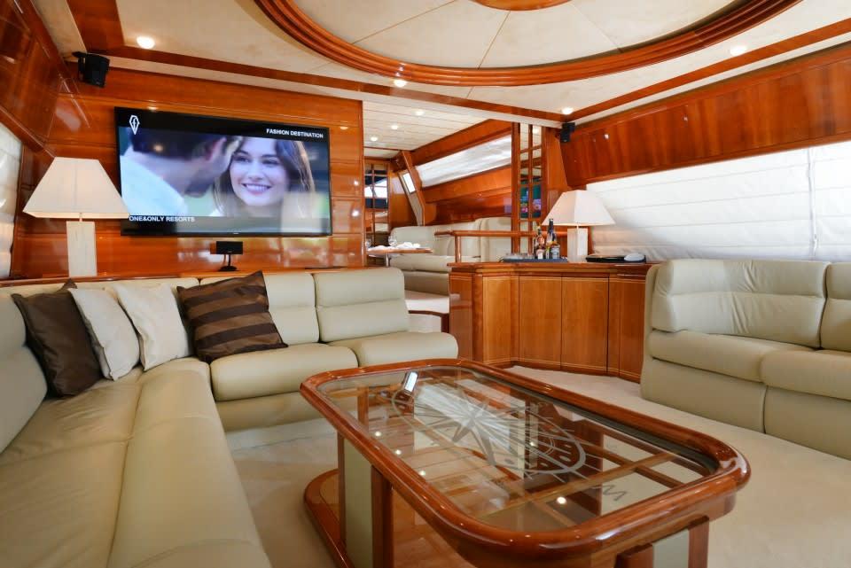 M/Y Kentavros II Yacht #19